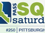 Pittsburgh SQL Saturday 2013